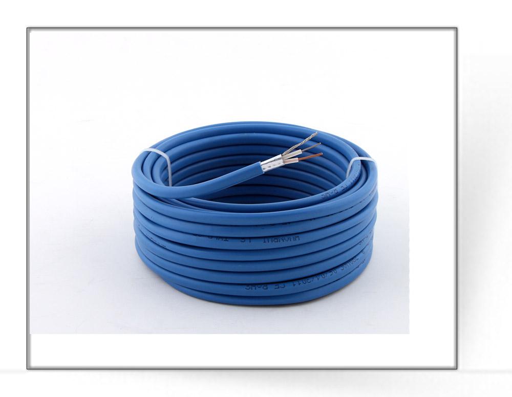 双导发热电缆