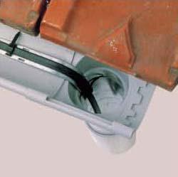 落水管防冻系统