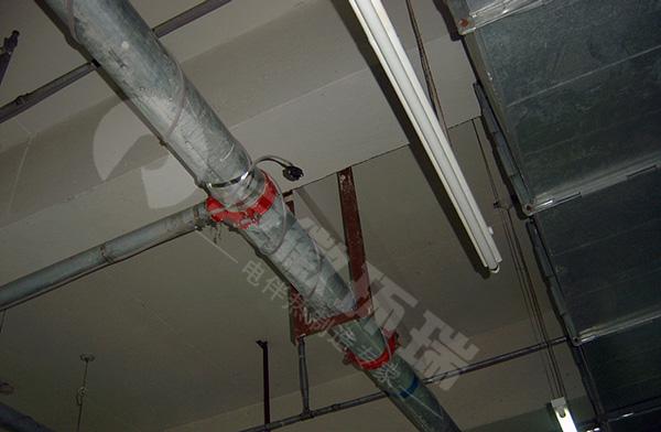 消防管道保温的最佳方案电伴热系统